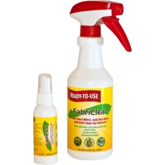 Fabriclear kill the bed bugs without toxic products